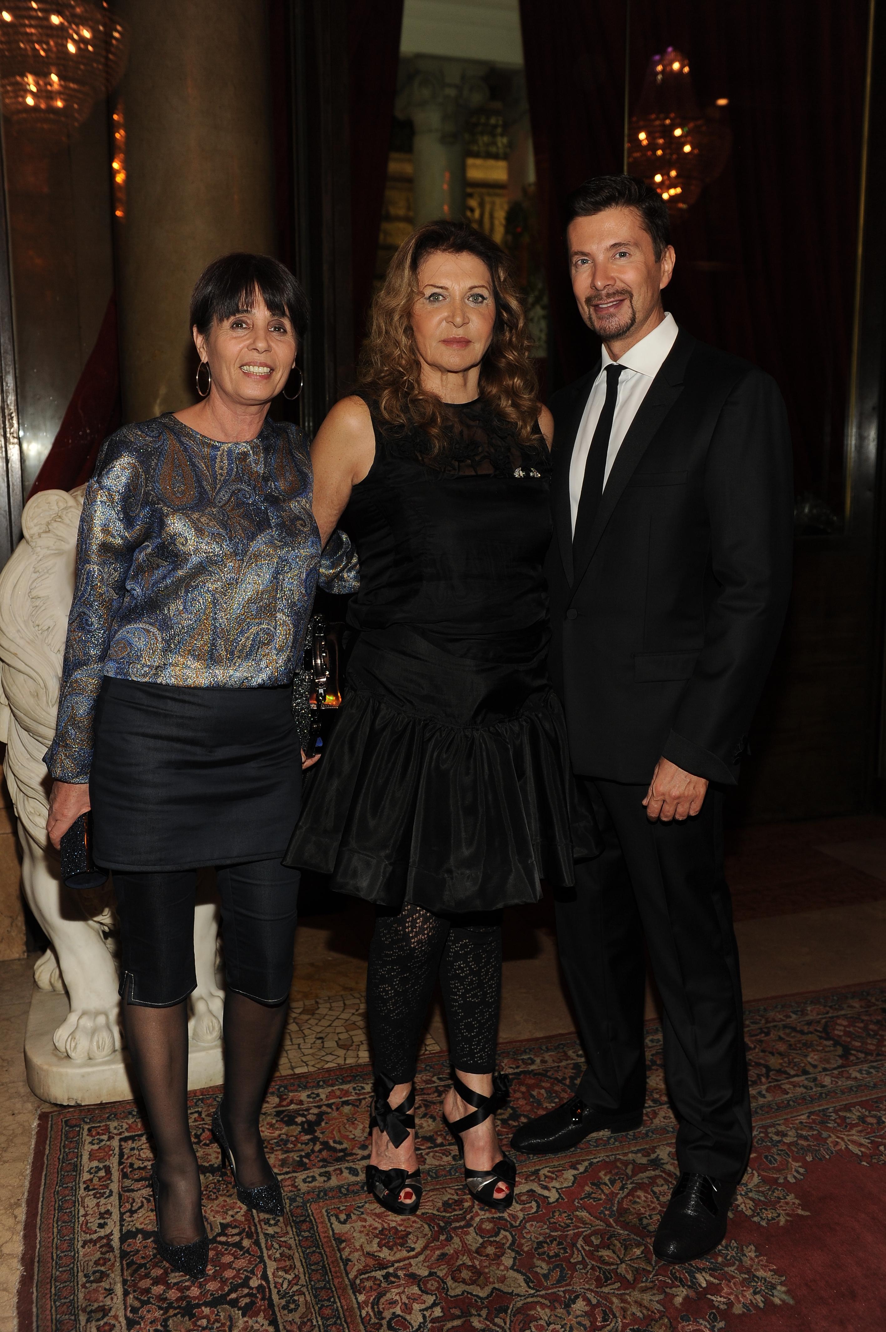 Sandra Vezza;Maria Luisa Trussardi;Riccardo Signoretti