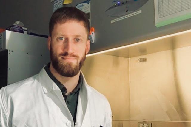 Emanuele Frattini, giovane ricercatore Centro Dino Ferrari