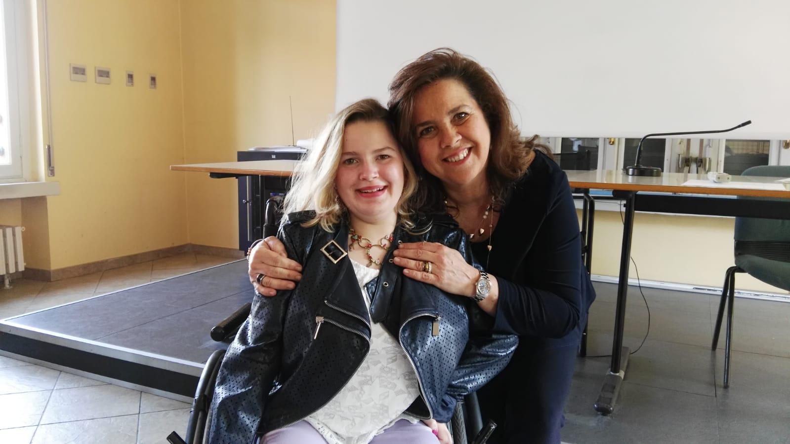 Charcot-Marie-Tooth (CMT2A): la testimonianza di Luisa Perrero Porzio